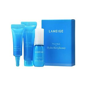 Laneige Water Bank Hydro Kit (3-pc set)
