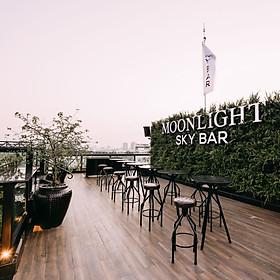 Buffet Beer Uống Thoả Thích tại Moonlight Sky Bar