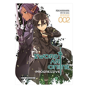 Sword Art Online Progressive 002