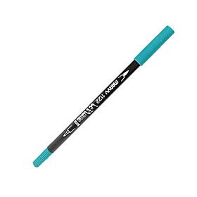 Bút Lông Hai Đầu Marvy 1122 No.58 - Peacock Green