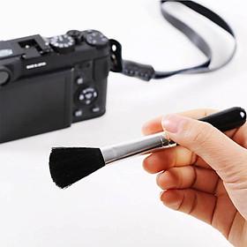 Chổi quét bụi vệ sinh máy ảnh, ống kính - PHUKIEN2T_Q00114