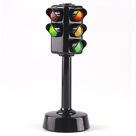 Children Early Education Toys Traffic Light Simulation Of Sound And Light Violation Camera Arrangements Puzzle Kids Baby Toys