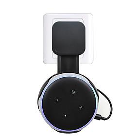 Giá Treo Tường Tiết Kiệm Không Gian Cho Loa Amazon Echo Dot 3 - Đen