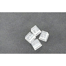 keycap trong suốt.