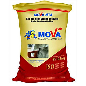 Mova Super MTA(MFTA-1)-Keo dán gạch, đá cao cấp dành cho tấm lớn