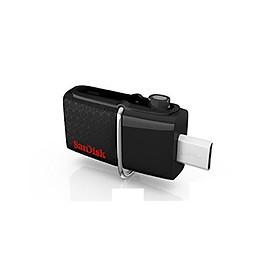 Flash Drive SanDisk Ultra Dual USB Drive 3.0 128GB OTG (Android) (SDDD2)