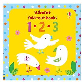 Usborne Fold Out Books 123