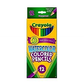 Bộ 12 bút chì màu nước SKU 6843020014