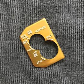 Tem Nhôm Dán Ổ Khóa Click,Vario Các Đời Siêu Thị Đức Anh ( Vàng-Đỏ-Đen )