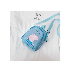 Hình đại diện sản phẩm Túi Đeo Chéo Nữ Túi Xách Tay Nữ Túi Đeo Vai Nữ Túi Xách Nhỏ Hình Heo Peppa Pig Năng Động
