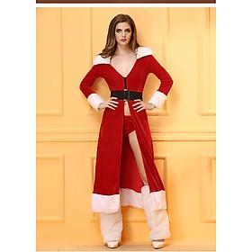 Váy ngủ noel áo khoác ZOBEE VN 6232
