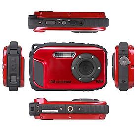 "16MP 2.7 "" HD LCD Waterproof Digital Video Camera DVR Camcorder 8X ZOOM"