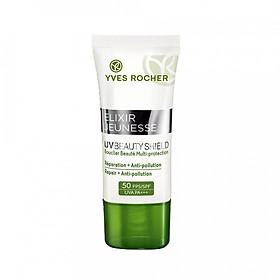 Kem Chống Nắng Yves Rocher UV Beauty Shield SPF 50 UVA PA+++ 30ml
