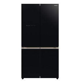 Tủ lạnh Hitachi Inverter 569 lít R-WB640VGV0 GBK - HÀNG CHÍNH HÃNG
