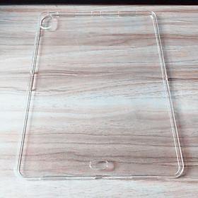 Ốp lưng silicon dẻo trong suốt dành cho iPad Pro 12.9 2018 siêu mỏng 0.6mm
