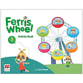 Ferris Wheel Level 1 Activity Book