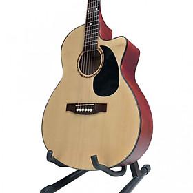Đàn guitar dạng 4/4 cao 1m dáng khuyết -  GTCTMT