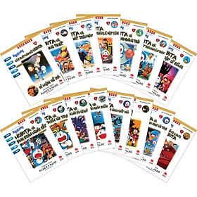 Combo Trọn 15 Cuốn: Bộ Doraemon - Phiên Bản Điện Ảnh Màu - Ấn Bản Đầy Đủ Ngoại Truyện (Tái Bản 2020)
