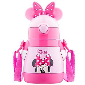 Bình Nước Inox Cho Bé Disney Baby