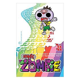 Nhóc Zombie - Tập 11