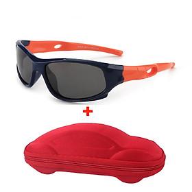 [KÈM VIDEO] Kính mát chống tia UV MK01 cho bé trai và bé gái (Tặng kèm hộp đựng kính)