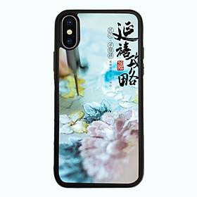 Ốp Lưng Kính Cường Lực Dành Cho Điện Thoại iPhone X Diên Hy Công Lược Mẫu 4