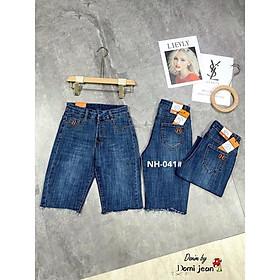 Quần jeans ngố size S M L siêu đẹp