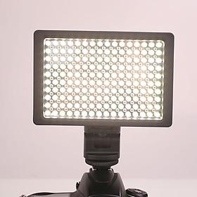 Đèn LED Quay Phim Cho Máy Quay Canon Nikon DV SLR (660Im)