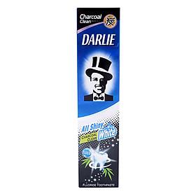 Kem Đánh Răng Darlie Trắng Sáng Charcoal (Hộp 160g)