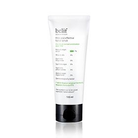 Tẩy bào chết Belif Mild And Effective Facial Scrub 100ml