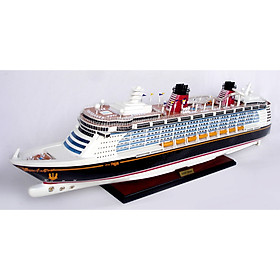 Mô hình thuyền du lịch DISNEY DREAM - 81cm