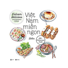 Việt Nam Miền Ngon (Tái Bản)