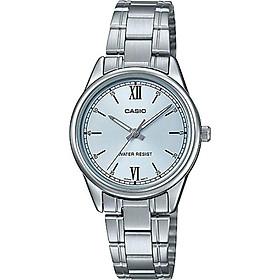 Đồng hồ Casio nữ dây thép LTP-V005D-2B3UDF (28mm)
