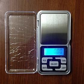 Cân tiểu ly điện tử tải trọng 500g sai số 0.01g MH-series (Tặng kèm miếng thép đa năng 11in1)
