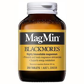 Blackmores Magmin 500mg 250 Tablets