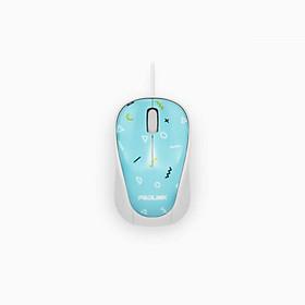 Chuột có dây PROLiNK PMC1005 TFN 1200dpi/3-button- Hàng chính hãng