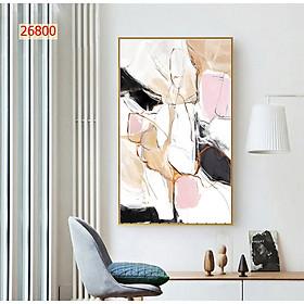 Tranh treo tường đẹp/Tranh GP gỗ MDF cao cấp 26800