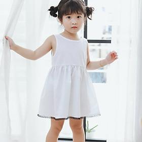Đầm cotton Ban Mai