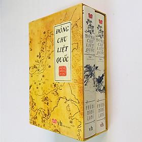 Sách văn học - Đông Chu Liệt Quốc – Boxset TB 2018