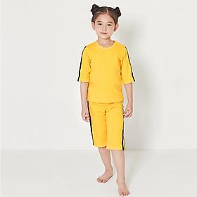 Bộ đồ xuân hè bé gái Unifriend Hàn Quốc UNI0722