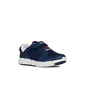 Giày Sneakers Trẻ Em GEOX J FLEXYPER B. B NAVY/WHITE