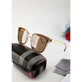 Mắt kính mát nữ thời trang DKY6035NTR. Tròng Polarized phân cực chống tia UV, gọng Kim loại không gỉ