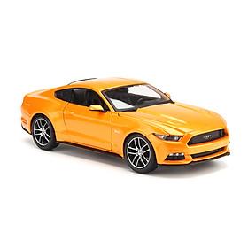 Mô Hình Xe Ford Mustang Orange GT 2015 1:18 Maisto MH-31197