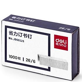 Kim Bấm Effective (Deli) JD0012S