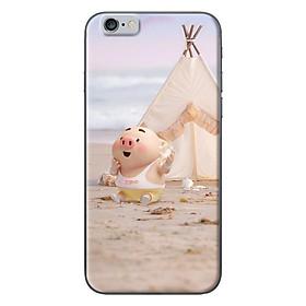 Ốp Lưng Dành Cho Các Dòng iPhone Mẫu Heo Dễ Thương Tết - Mã 20