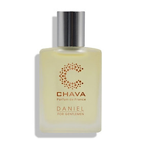 NƯỚC HOA NAM  CHAVA DANIEL (dạng lăn) – 15mL -  Parfum de France for Gentlemen (Roll)