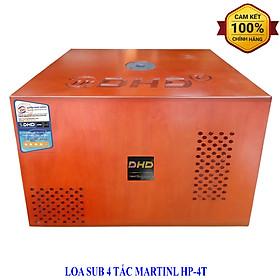 LOA SUB ĐIỆN 4 TẤC DHD HP-40 GOLD SIÊU TRẦM (HÀNG CHÍNH HÃNG)