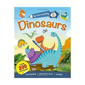 Dinosaurs: My First Creativity On The Go
