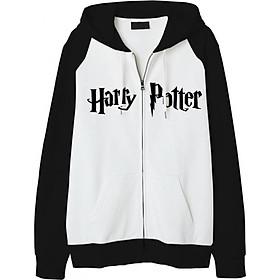 Áo Khoác In Ảnh Harry Potter