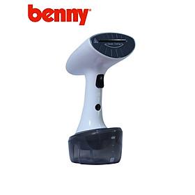 Bàn là, bàn ủi, bàn là hơi nước cầm tay đứng Benny BIS 220S: 1600W ủi phẳng - hấp dọc mọi chất vải nhanh chóng, không mỏi tay, tiết kiệm thời gian. Hàng chính hãng